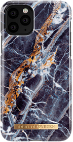 (EOL) iDeal of Sweden Fashion Case Etui Obudowa do iPhone 11 Pro Max / iPhone Xs Max (Midnight Marble)