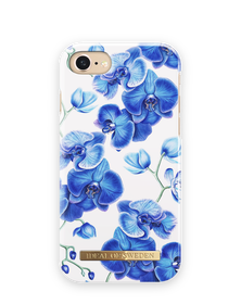 iDeal Of Sweden Fashion Case Etui Obudowa do iPhone 8 / 7 / 6S / 6 (Baby Blue Orchids)