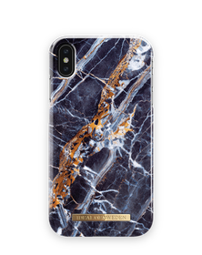 iDeal Of Sweden Fashion Case Etui Obudowa do iPhone Xs Max (Midnight Blue Marble)