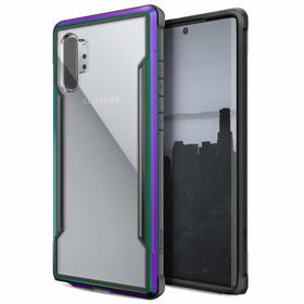 X-Doria Defense Shield Etui Aluminiowe do Samsung Galaxy Note 10+ Plus (Drop Test 3m) (Iridescent)
