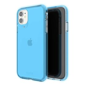 Gear4 Crystal Palace Neon Etui Ochronne do iPhone 11 (Neon Blue)
