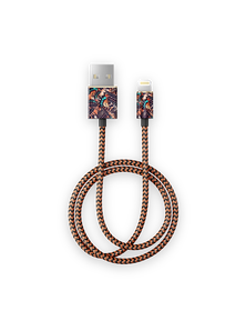 iDeal Of Sweden Cable Kabel USB Lightning MFI 1m (Fly Away With Me)
