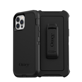 OtterBox Defender Etui Pancerne do iPhone 12 Pro / iPhone 12 (Black)