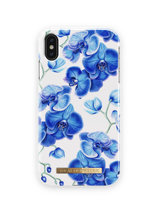 iDeal Of Sweden Fashion Case Etui Obudowa do iPhone Xs Max (Baby Blue Orchids)