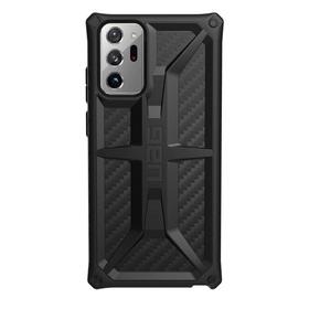 Urban Armor Gear Monarch Etui Pancerne do Samsung Galaxy Note20 Ultra (Carbon Fiber)