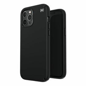 Speck Presidio2 Pro Etui Ochronne do iPhone 12 Pro Max z Powłoką Microban (Black/Black/White)