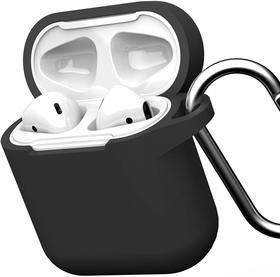 Gear4 Apollo Etui Ochronne do AirPods 2 / AirPods 1 (Black)