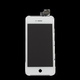 Wyświetlacz LCD z Ekranem Dotykowym do iPhone 5 (Biały) (Premium High Quality)