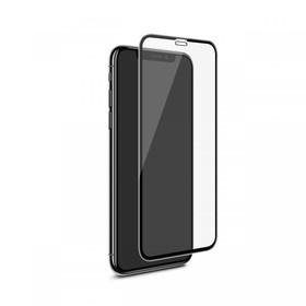 Puro Premium Full Edge Szkło Hartowane 9H Na Cały Ekran do iPhone 11 Pro / iPhone Xs / X (Czarna Ramka)