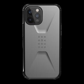 Urban Armor Gear Civilian Etui Pancerne do iPhone 12 Pro Max (Silver)