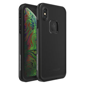 LifeProof FRE Etui Wodoszczelne IP68 do iPhone Xs Max (Black)