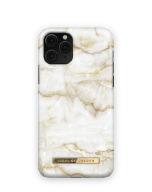iDeal of Sweden Fashion Etui Obudowa do iPhone 11 Pro / iPhone Xs / iPhone X (Golden Pearl Marble)