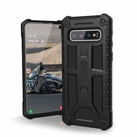Urban Armor Gear Monarch Etui Pancerne do Samsung Galaxy S10 (Black)