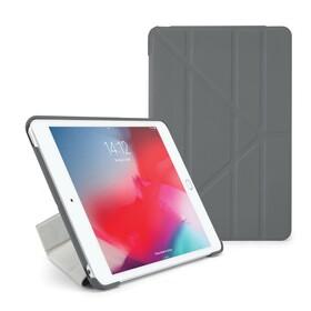 Pipetto Origami Obudowa Ochronna do iPad Mini 5 / iPad Mini 4 (Dark Grey)