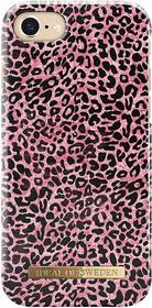 iDeal of Sweden Fashion Case Etui Obudowa do iPhone SE (2020) / iPhone 8 / iPhone 7 (Lush Leopard)
