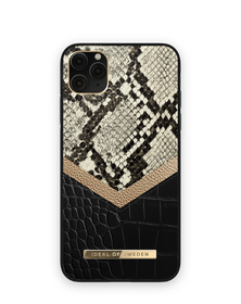 iDeal of Sweden Atelier Etui Obudowa do iPhone 11 Pro Max / iPhone Xs Max (Midnight Python)