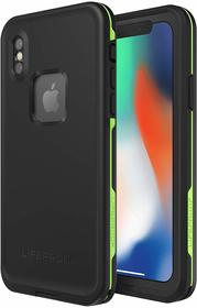 LifeProof FRĒ Etui Wodoszczelne IP68 do iPhone X (Asphalt)