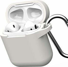Gear4 Apollo Etui Ochronne do Apple AirPods 1 & 2 Generacji (White)