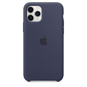 Apple Silicone Case Oryginalne Silikonowe Etui do iPhone 11 Pro (Nocny Błękit)