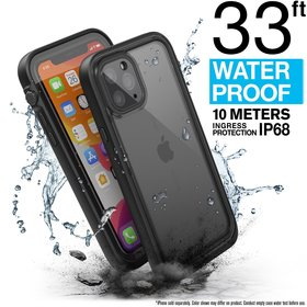Catalyst Waterproof Case Wodoszczelne Etui (IP-68 do 10 m głębokości) do iPhone 11 Pro (Stealth Black)