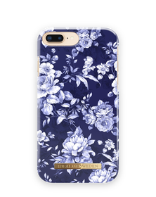 iDeal Of Sweden Fashion Case Etui Obudowa do iPhone 8 Plus / iPhone 7 Plus / iPhone 6S Plus / iPhone 6 Plus (Sailor Blue Bloom)