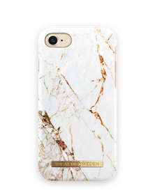iDeal Of Sweden Fashion Case Etui Obudowa do iPhone 8 / iPhone 7 / iPhone 6S / iPhone 6 (Carrara Gold)