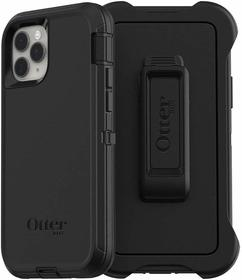 OtterBox Defender Etui Pancerne z Klipsem do iPhone 11 Pro (Black)