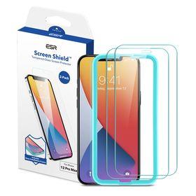ESR Screen Shield Szkło Hartowane do iPhone 12 Mini (2-Pack)