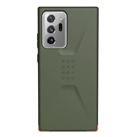 Urban Armor Gear Civilian Etui Pancerne do Samsung Galaxy Note20 Ultra (Olive)