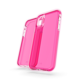 Gear4 Crystal Palace Etui Ochronne do iPhone 11 (Neon Pink)
