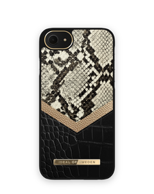 iDeal of Sweden Atelier Etui Obudowa do iPhone SE (2020) / iPhone 8 / iPhone 7 / iPhone 6s / iPhone 6 (Midnight Python)