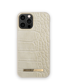 iDeal of Sweden Atelier Etui Obudowa do iPhone 12 Pro Max (Caramel Croco)