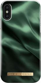 iDeal of Sweden Fashion Case Etui Obudowa do iPhone Xs / iPhone X (Emerald Satin)