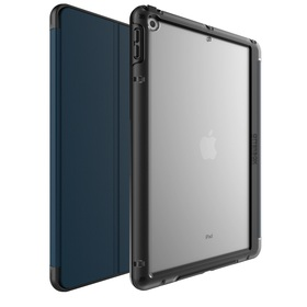 OtterBox Symmetry Folio Obudowa Ochronna z Uchwytem Apple Pencil do iPad 9.7 (2018) / iPad 9.7 (2017) (Navy Blue)