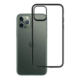 3mk Satin Armor Case Etui Obudowa do iPhone 11 Pro (Black)