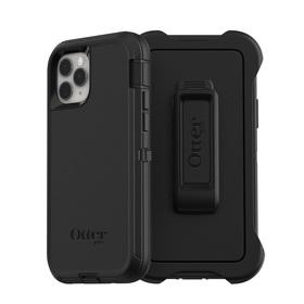 OtterBox Defender Etui Pancerne z Klipsem do iPhone 11 Pro (Black)