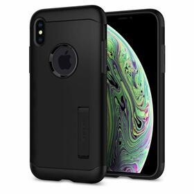 (EOL) Spigen Slim Armor Etui Obudowa do iPhone Xs / X (Black)