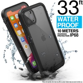 Catalyst Waterproof Case Etui Wodoszczelne (IP-68 do 10 m głębokości) do iPhone 11 Pro Max (Stealth Black)