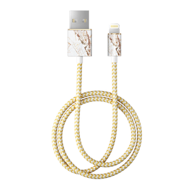 iDeal of Sweden Cable Kabel USB ze Złączem Lightning MFI 1m (Carrara Gold)