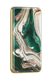 iDeal Of Sweden Fashion Powerbank 5000 mAh (Golden Jade Marble)