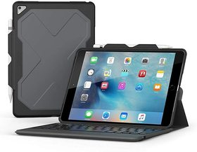 Zagg Rugged Messenger Etui Obudowa z Klawiaturą do iPad Air 10.5