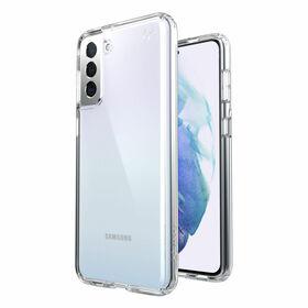 Speck Presidio Perfect-Clear Etui Ochronne do Samsung Galaxy S21+ z Powłoką Microban (Clear)