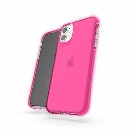 Gear4 Crystal Palace Neon Etui Obudowa do iPhone 11 (Neon Pink)
