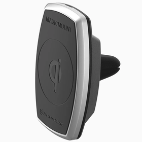 Scosche MagicMount™ Pro Charge Vent Uchwyt Samochodowy na Kratkę Nawiewu z Ładowaniem Bezprzewodowym (Black)
