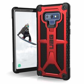 Urban Armor Gear Monarch Etui Pancerne do Samsung Galaxy Note 9 (Crimson)
