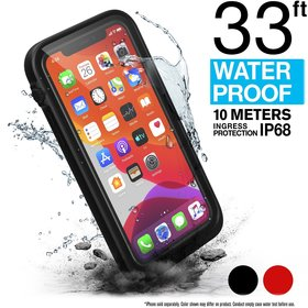 Catalyst Waterproof Case Etui Wodoszczelne (IP-68 do 10 m głębokości) do iPhone 11 Pro (Stealth Black)