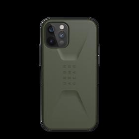 Urban Armor Gear Civilian Etui Pancerne do iPhone 12 Pro / iPhone 12 (Olive)
