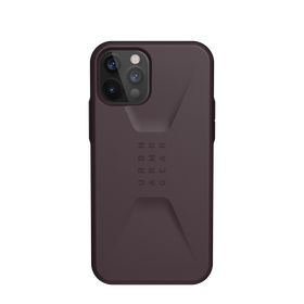 Urban Armor Gear Civilian Etui Pancerne do iPhone 12 Pro / iPhone 12 (Eggplant)
