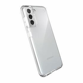 Speck Presidio Perfect-Clear Etui Ochronne do Samsung Galaxy S21 z Powłoką Microban (Clear)