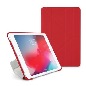 Pipetto Origami Obudowa Ochronna do iPad Mini 5 (2019) / iPad Mini 4 (Red)